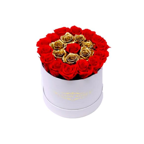 レッドゴールド mini ホワイトボックス